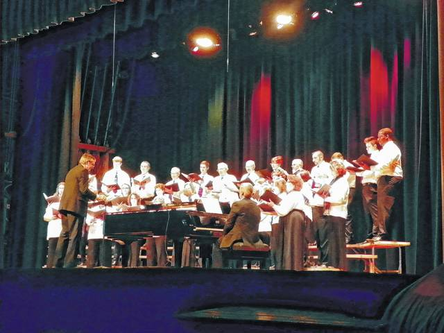 The Fayette County Choral Society and the Fayette Community Band will present A Fayette Christmas 2017 on Dec. 3 at the historic Washington Middle School Auditorium