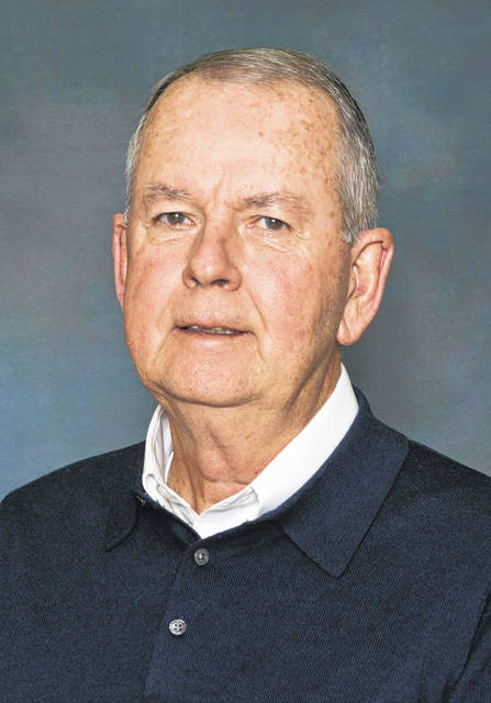 Don Trainer, newest member of Rio Grande Athletic Hall of Fame