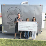 FCMH Foundation receives donation from Fertile Grounds