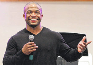 Maurice Clarett to headline Lions Tailgate Party