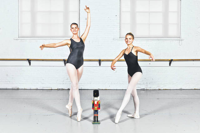 "Tori Pontious and Hidy Kirkpatrick will perform in BalletMet's annual tradition, ""The Nutcracker."""