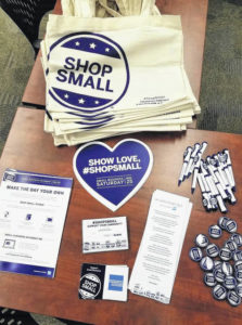 Small Business Saturday set for Nov. 25