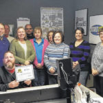 WCHO Radio honored for 65 years
