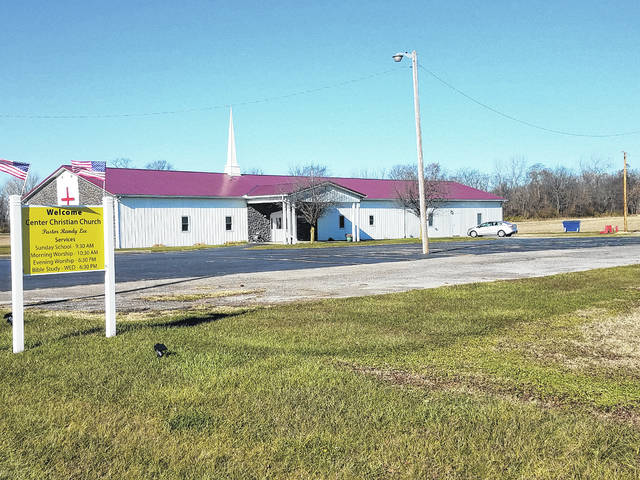 Center Christian Church in Fayette County