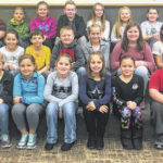 MTES names November Students of the Month