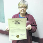 FCMH Auxiliary receives Bazaar recognition