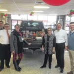 Beford Ford donates to Toys for Tots