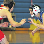 Hillsboro wins dual with Blue Lions