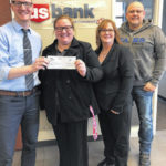 US Bank donates to Habitat for Humanity