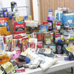 Library's food and sundries drive a success