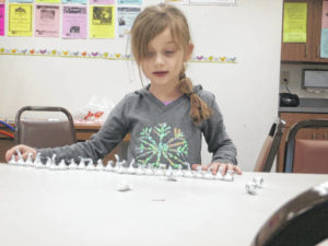 Lots of fun at the Jeffersonville Library