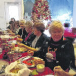 Fayette Garden Club holds Christmas Luncheon