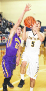 Panthers beat McClain to open Sectional