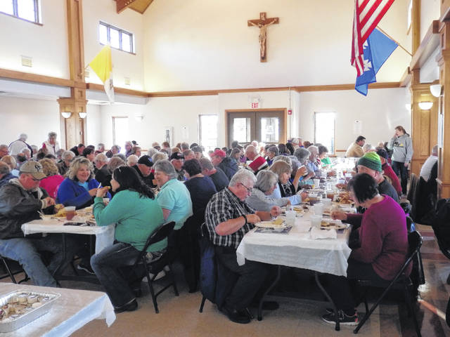 The Knights of Columbus Lenten Fish Fry events will begin at St. Colman on Friday at 4:30 p.m. and will continue through Good Friday.