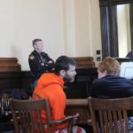 Man arrested at lake appears in court