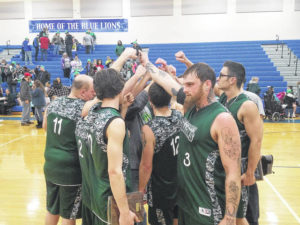 Dragons defeat locals, turn attention to Final Four