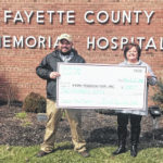 Good Hope Lions donate to FCMH Foundation