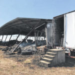 Cause of Friday night barn fire undetermined
