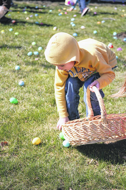 The 11th-annual Egg Hunt Eggstravaganza will be held at Heritage Memorial Church in Washington C.H. on Saturday, March 31.