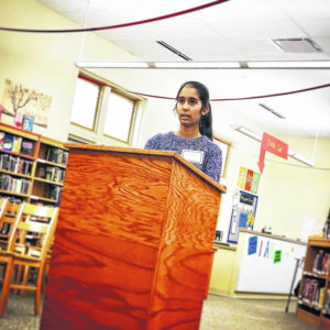 Kaur hoping to qualify for National Spelling Bee