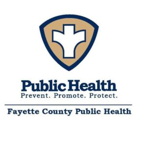 Why did the Fayette County health department change its name?