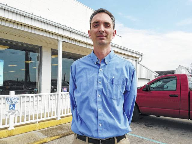 Fayette County Auditor Aaron Coole