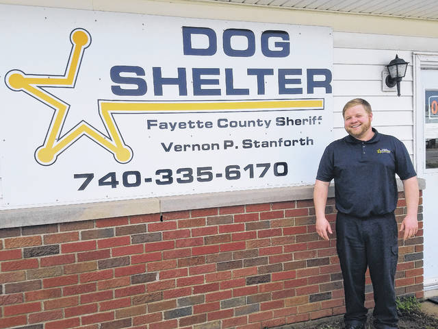 The Fayette County Commissioners appointed Nelson Prater as the new Fayette County Dog Warden.