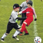 BCSC U9 falls to Warriors FC