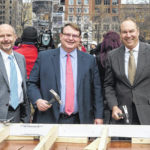 Peterson joins Habitat for Humanity to celebrate 50th anniversary of Fair Housing Act