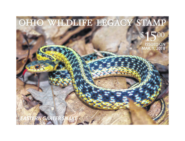 The Ohio Wildlife Legacy Stamp is now available.