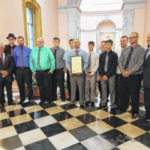 Fayette County Dragons recognized by state