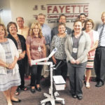 FCMH Foundation purchases two pieces of equipment
