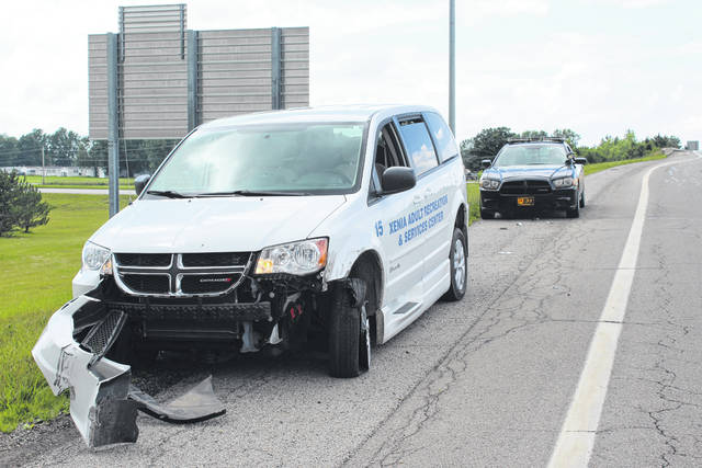 No serious injuries were reported from an accident involving a semi on Wednesday afternoon on U.S. Route 35 south, just before the Walmart exit. One person was taken to Fayette County Memorial Hospital following the crash by EMS and the Fayette County Sheriff's Office responded to the call.