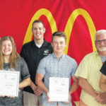 McDonald's honors Spring student-athletes