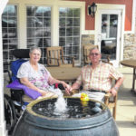 Stackhouse couple to celebrate 60 years