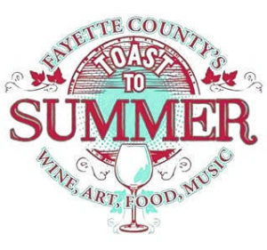 Fayette County's 'Toast to Summer' has arrived