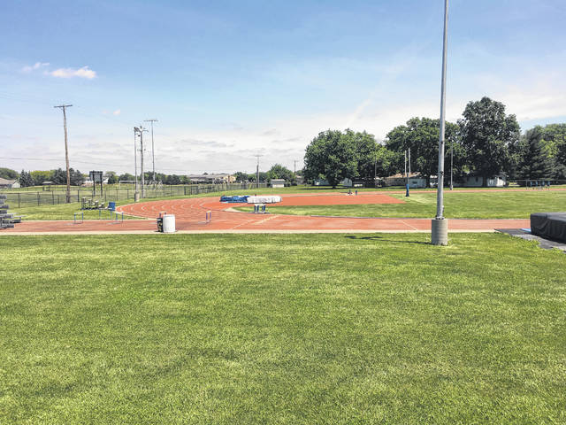 Washington High School track, where the Relay For Life will be held Friday, June 8.