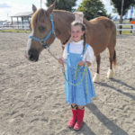 Exhibitors 'horse around' at the Fayette County Fair