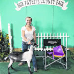 Melvin wins top prize at boer goat show