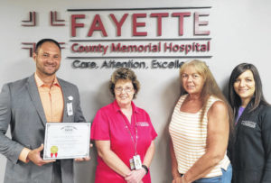 FCMH honored for financial excellence