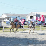 First freestyle reining demonstration held at Fair