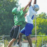 Blue Lions hold 7-on-7