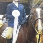 Four participate in All American Youth Horse Show