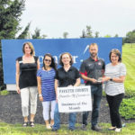 Domtar named Chamber Business of the Month