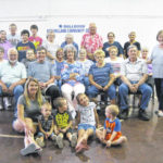 Minshall-Funk family hold get-together