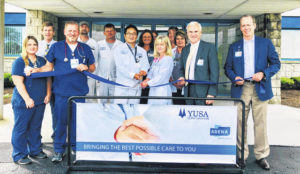 Adena partners with YUSA, opens workplace clinic