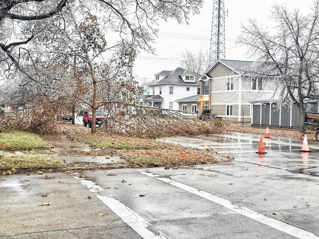 DP&L updates power outages - The Record Herald on